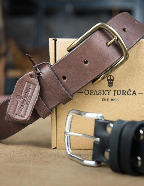 84eea038c Luxusní, ručně vyrobené opasky pro každého | Opasky Jurča